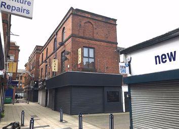 Thumbnail Commercial property for sale in Market Avenue, Ashton-Under-Lyne