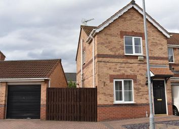 Thumbnail 2 bed semi-detached house to rent in Granville Road, Scunthorpe, North Lincolnshire