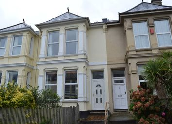 Thumbnail 3 bedroom terraced house to rent in Beresford Street, Plymouth