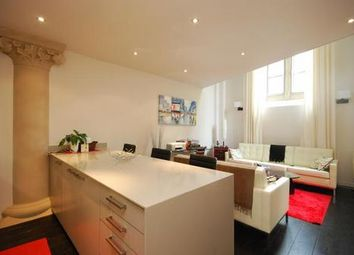 Thumbnail 1 bed flat to rent in All Souls Church, Loundoun Road, St Johns Wood, London