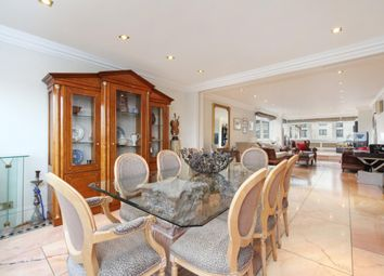 Thumbnail 3 bed flat for sale in Park Towers, 2 Brick Street, London