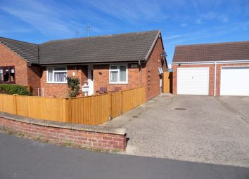 Thumbnail 2 bed semi-detached bungalow for sale in Falklands Road, Sutton Bridge, Spalding, Lincolnshire
