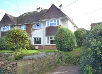 Thumbnail 3 bed semi-detached house for sale in Stoneborough Lane, Budleigh Salterton, Devon