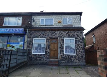 Thumbnail 4 bedroom terraced house to rent in Woodlands Road, Manchester
