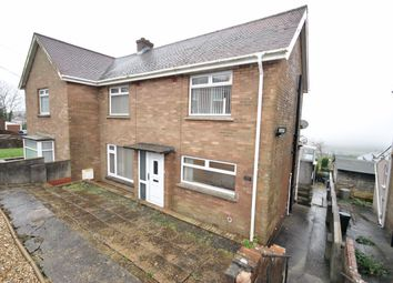 Thumbnail 2 bed semi-detached house for sale in Ffordd Aneurin, Pontyberem, Llanelli