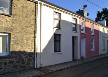 Thumbnail 3 bed terraced house for sale in Darkgate Street, Aberaeron, Ceredigion