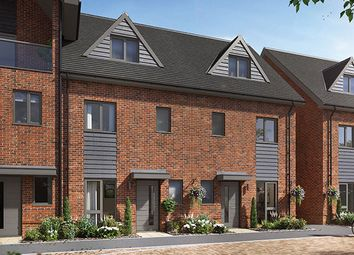 Thumbnail 3 bedroom terraced house for sale in Plot 286 - The Ashford, Crowthorne