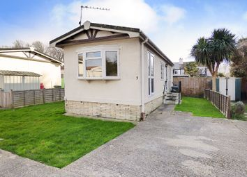 Thumbnail 1 bed mobile/park home for sale in Worthing Road, Rustington, Littlehampton