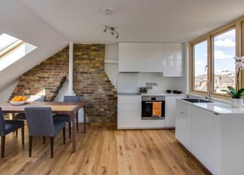 Thumbnail 1 bed flat for sale in Eckstein Road, Battersea, London