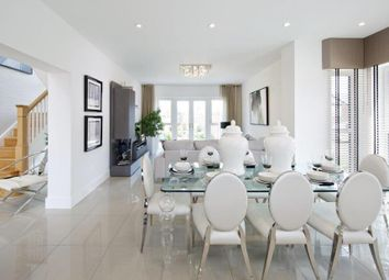 """Thumbnail 4 bed property for sale in """"The Epping"""" at Atlas Way, Milton Keynes"""