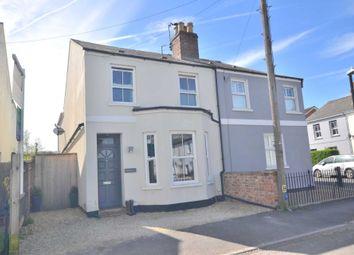Thumbnail 3 bed end terrace house for sale in Moorend Terrace, Croft Street, Leckhampton, Cheltenham