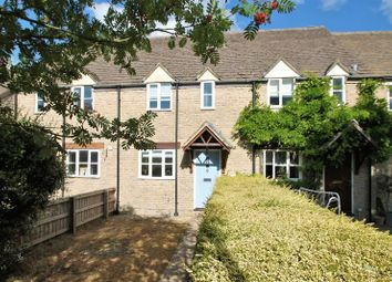 Thumbnail 2 bed terraced house for sale in Kemble, Malmesbury, Wiltshire.