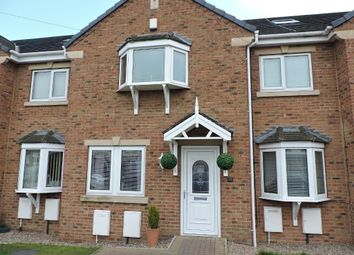 Thumbnail 3 bed town house for sale in Weetshaw Close, Shafton, Barnsley