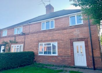 Thumbnail 4 bed semi-detached house to rent in Boundary Crescent, Nottingham