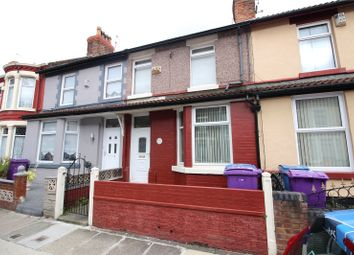Thumbnail 3 bed terraced house to rent in Antrim Street, Liverpool, Merseyside