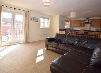 Thumbnail 2 bedroom flat to rent in Badgerdale Way, Heatherton Village