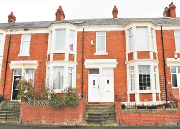 Thumbnail 4 bed maisonette for sale in Rawling Road, Bensham, Gateshead