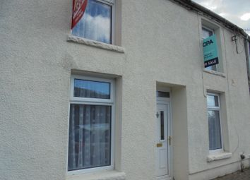 Thumbnail 2 bed terraced house to rent in Rowland Terrace, Nantymoel, Bridgend
