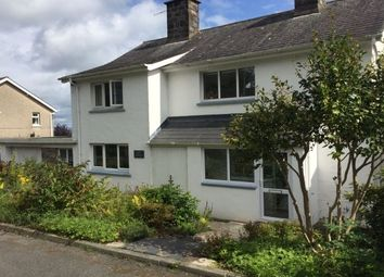 Thumbnail 3 bed detached house to rent in Beach Road, Llanbedrog, Pwllheli