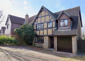 Thumbnail 4 bed detached house for sale in Centurion Way, Basingstoke