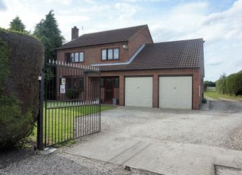 Thumbnail 4 bed detached house for sale in Cadney Road, Howsham