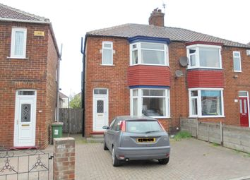 Thumbnail 3 bedroom semi-detached house to rent in Grinkle Road, Redcar
