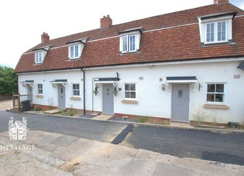 2 bed terraced house for sale in Manfield, Halstead, Essex CO9