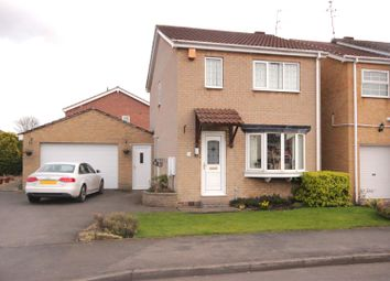 3 bed detached house for sale in Crossfield Drive, Skellow, Doncaster DN6