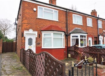 Thumbnail 2 bed end terrace house to rent in Seaton Road, Hull