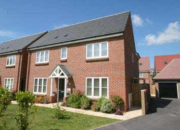 Thumbnail 4 bed detached house to rent in Ashmead Way, Angmering, West Sussex