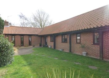 Thumbnail 3 bedroom detached house for sale in School Road, South Walsham, Norwich