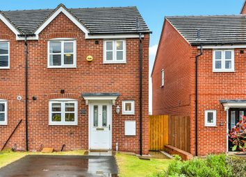 Thumbnail 3 bedroom semi-detached house for sale in Myrtle Close, Heeley, Sheffield