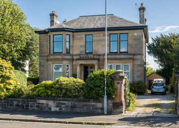 Thumbnail 4 bed flat for sale in 36A, Mansionhouse Road, Paisley