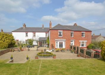 Thumbnail 5 bed detached house for sale in Wharram, Malton