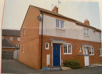 Thumbnail 2 bed end terrace house to rent in Maidenwell Avenue, Hamilton, Leicester