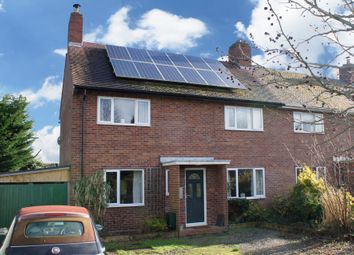 Thumbnail 3 bed semi-detached house for sale in Stanbrook Road, Burford