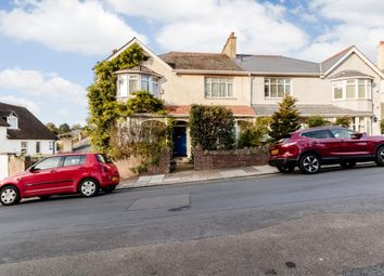Thumbnail 4 bed semi-detached house for sale in Compton Avenue, Plymouth, Plymouth