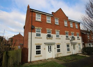 Thumbnail 4 bedroom semi-detached house for sale in Carlton Boulevard, Lincoln