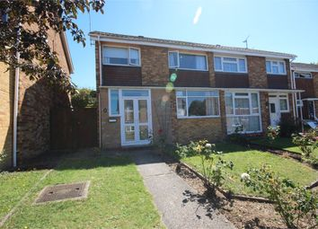 Thumbnail 3 bed semi-detached house to rent in Brain Road, Witham, Essex