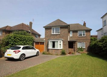 Thumbnail 3 bed detached house for sale in Robson Road, Goring-By-Sea, West Sussex