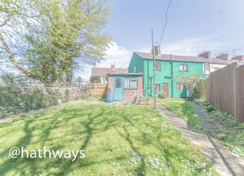 Thumbnail 3 bedroom end terrace house for sale in Church Street, Caerleon, Newport