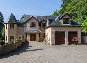 Thumbnail 5 bedroom detached house for sale in Castanea, The Woll, Ashkirk, Selkirk, Scottish Borders