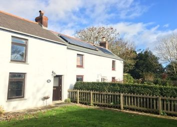 Thumbnail 2 bed property to rent in Greenbottom, Truro
