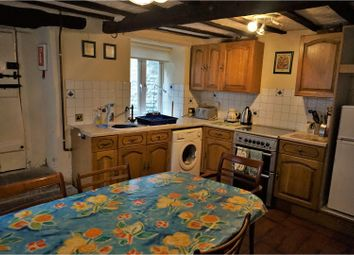 Thumbnail 3 bed end terrace house for sale in High Street, Buxton