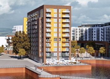 1 bed flat to rent in Centenary Quay, Woolston, Southampton SO19