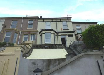 Thumbnail 2 bed terraced house for sale in Lipson Vale, Plymouth, Devon