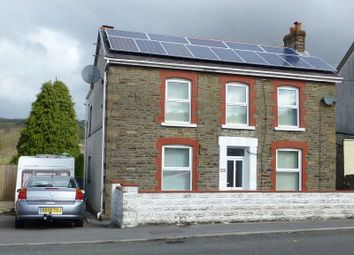Thumbnail 4 bed detached house for sale in Cwmamman Road, Glanamman, Ammanford, Carmarthenshire