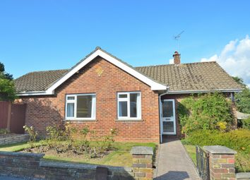 Thumbnail 4 bed detached bungalow to rent in Verona Road, Chandler's Ford, Eastleigh