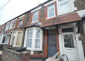Thumbnail 3 bed terraced house to rent in Braeval Street, Roath, Cardiff