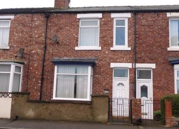 Thumbnail 3 bed terraced house to rent in Arthur Terrace, Bishop Auckland